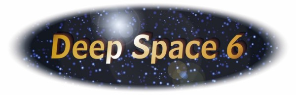 Deep             Space 6 Logo
